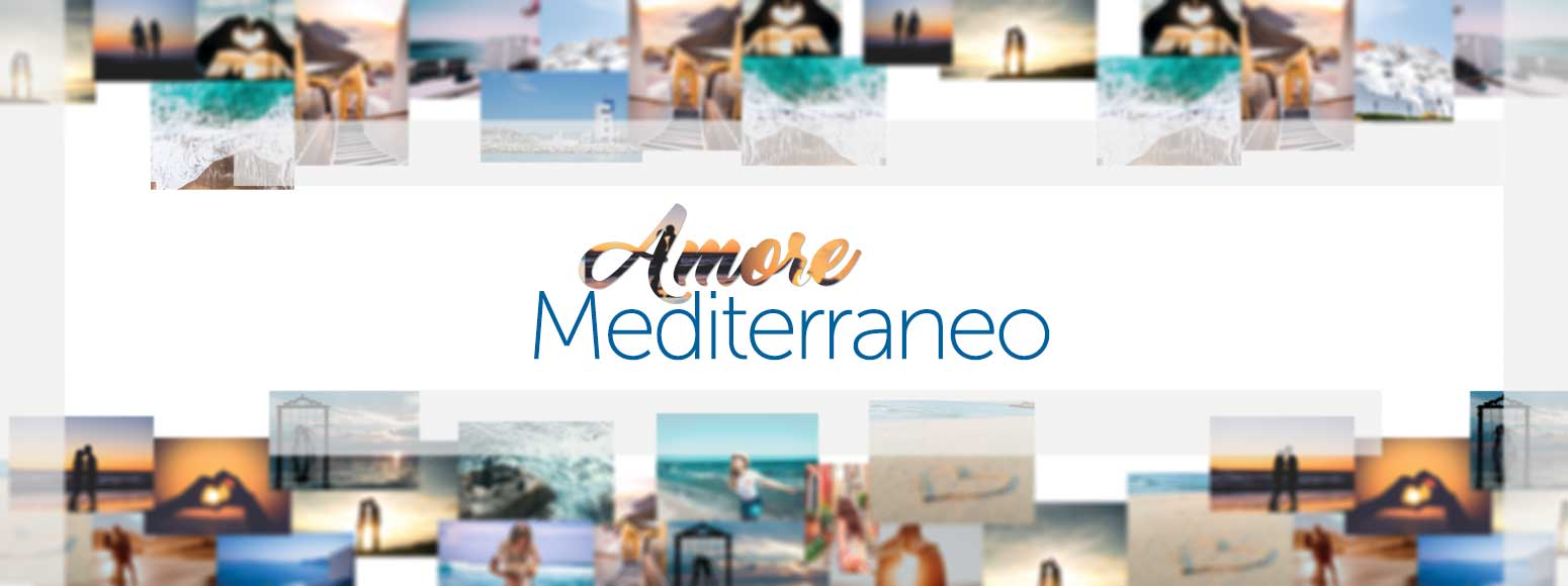 amore mediterraneo Cover Art